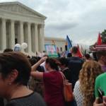 Washington D.C. Scotus Marriage Equality Celebration