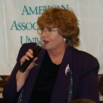 Rep. Elaine Smith, D. 30B incumbent