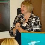 Betty Richardson, D. 15 Senate candidate