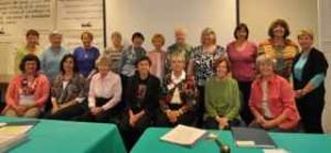 2012 winter board attendees